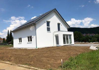 Einfamillienhaus Holzhaus